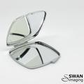 Custom Square Compact Mirror - Square Compact Purse Mirror