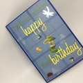 Birthday Card - Bug Catcher