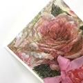 Birthday Card - Vintage Rose Print