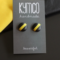 Richmond Tigers Earrings