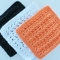 AFL Grand Final week. Giants v Tigers. Enviro friendly dishcloths: