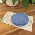 Face Scrubbies-reusable & washable - Denim