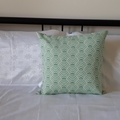 SET OF 2 x 50cm OUTDOOR CUSHION COVERS