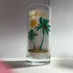 Personalized  tall Glass