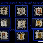 Dog Breed Coaster