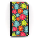 Flowers Wallet Phone Case - for iPhone & Samsung Galaxy phones