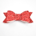 Madeleine Bow - red lace