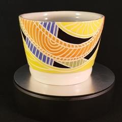Scraffito bowl