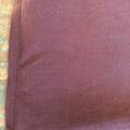 Burgundy Linen Tote Bag, Shopper Tote, 100% linen shopper, weekend, casual, boho