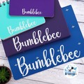 Small  Name Label Vinyl Sticker Decal | Lunch Box Drink Bottle Cup