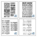 Large Name Label Vinyl Sticker Decal | Lunch Box Drink Bottle Cup