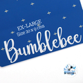 Extra Large Name Label Vinyl Sticker Decal | Lunch Box Drink Bottle Cup