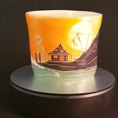 Panarama ceramic bowl