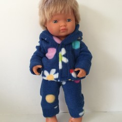 Miniland Dolls Tracksuit to fit 38 cm Dolls