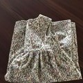 Baby dress Floral Embroidered 