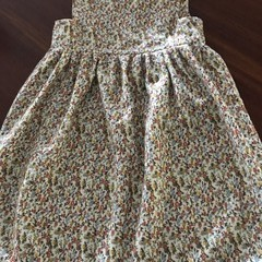 Baby dress Floral Embroidered  3 months +