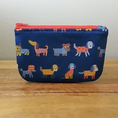 Coin purse - dogs