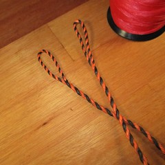 Flemish Twist Bow String. Custom Made B55 (similar to Dacron) Longbow, Recurve b
