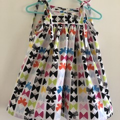 Cotton summer dress size 3
