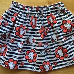 Girls Skirt - Hello Kitty