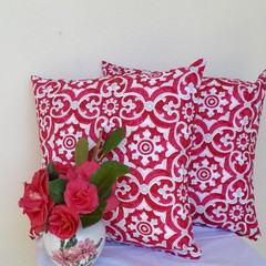 SET OF 2 x 45cm OUTDOOR CUSHION