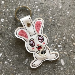 Monty Python Killer Bunny Embroidered 
