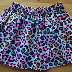 Girls Skirt - Party Animal