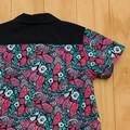 Boy's Button up Shirt - Hiding Cats - Size 4