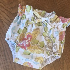 Bloomers | Nappy cover | Diaper cover | Baby girl | baby girl pants |baby girl c