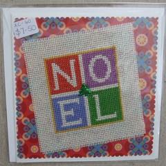 Christmas Card - NOEL