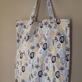 Kitchen Herb Reusable Shopping Tote