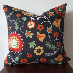 OUMU invisible zipper cushion cover, handmade in Melbourne, home decor, living r