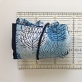Fold up shopping tote bag – winter trees