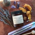 RELAXATION | Be In The Moment ~ Alchemy Botanical Candle ~ Pure Essential Oils