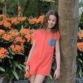 Liv Coral Onesie