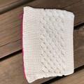 Crochet Clutch / Makeup Purse