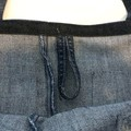Grocery Shopping Bag UPCYCLED Denim From Jeans Leivi Strauss  Signature Label