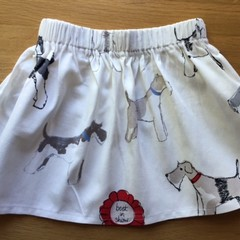 Girls Skirt - Best In Show