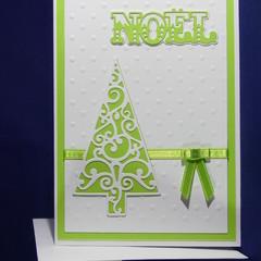 Noel Christmas Tree