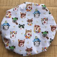 Cat Shower Caps