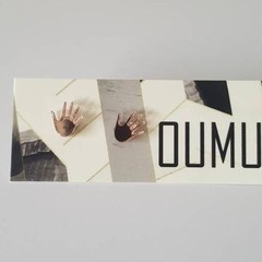 OUMU hands acrylic earrings, handmade accessories, gifts for her, mother's day g