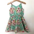 Twirly dress -  spring dress - girls dresses - girls dress - kids dresses - kids