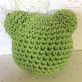 'Green Frog' Toy Ball
