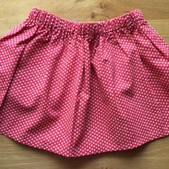 Girls Skirt - Stars