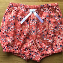 Girls Bloomers - Wild Flower