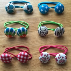 Girls Hair Elastics