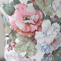 Old Fashioned FLORAL Sanderson Cushion Covers x 2