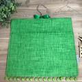 Upcycled Vintage Tea Towel Pegbag