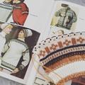 Norwegian style hand knit beanie 12-18 months