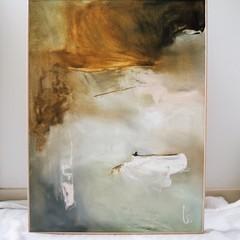 'THIÈS' | oil on wood